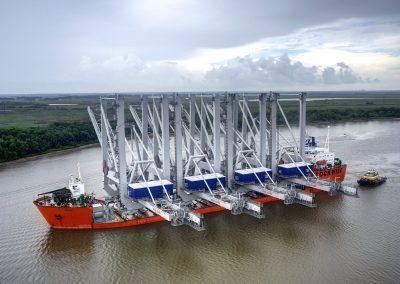 Причальные контейнерные краны-перегружатели.Производство ремонт обслуживание портовых кранов и грузоподъёмного оборудования в Украине