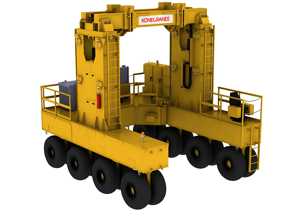 Cask Transporter