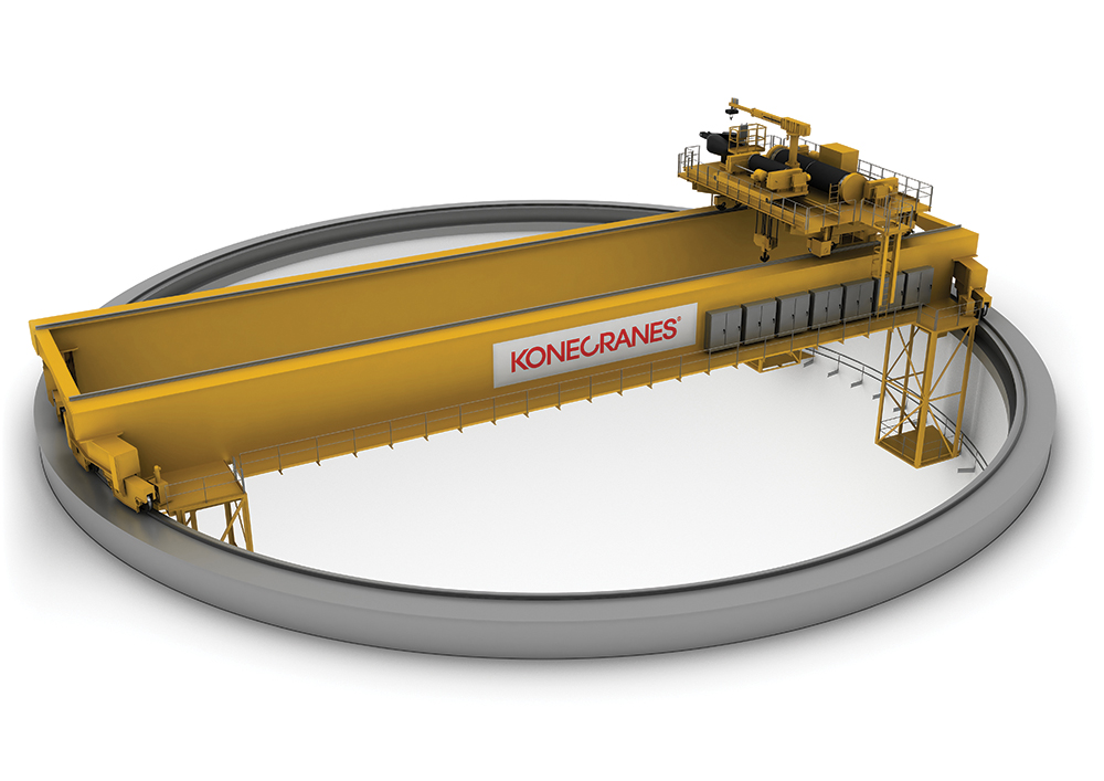 Nuclear Polar Crane