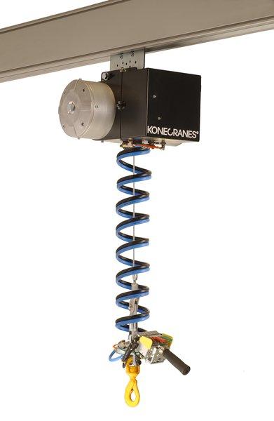 Купить заказать Грузоподъемное оборудование Пневматический канатный балансир