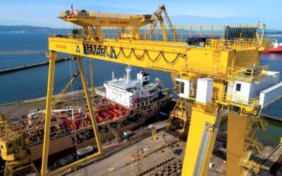 Оборудование, выпущенное на Запорожкране, эффективно работает на производственных объектах ведущих отраслей промышленности по всему миру
